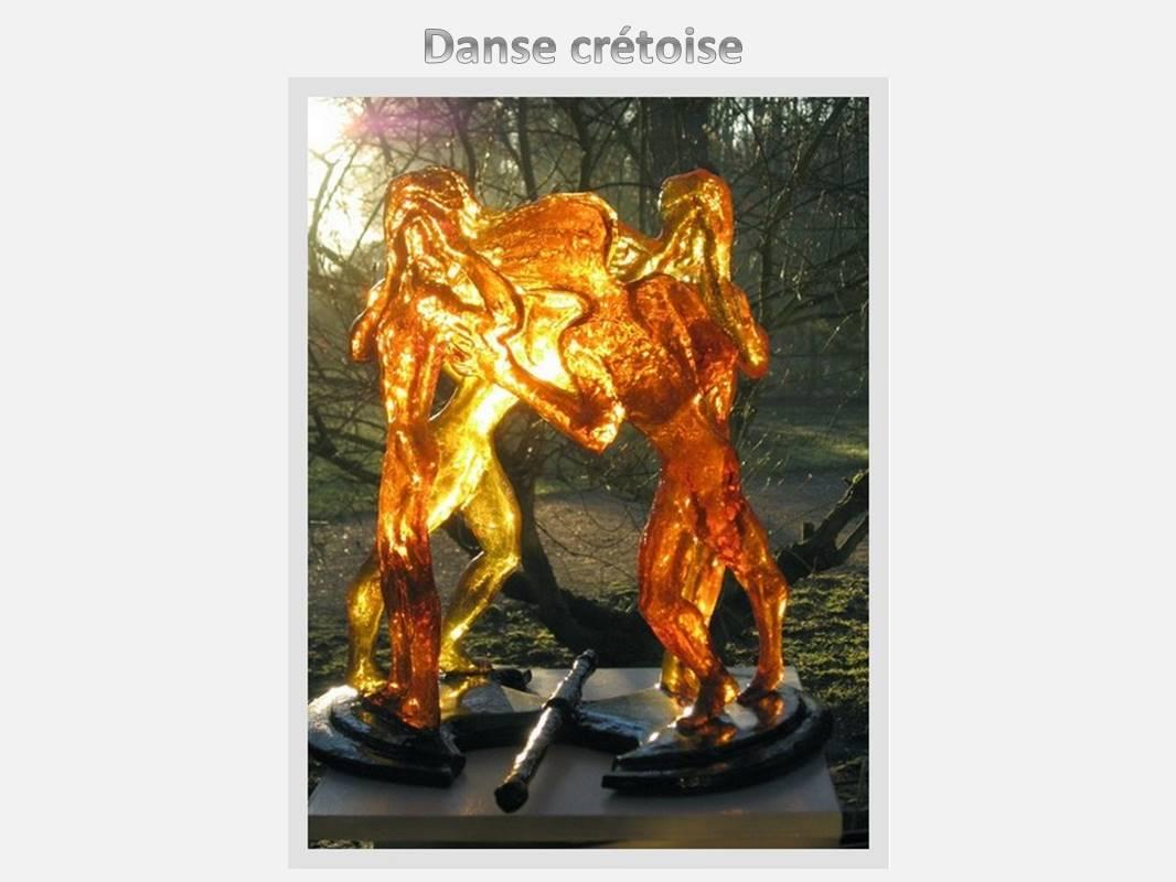 Quand le feu et la mort sont unifiés par la danse.